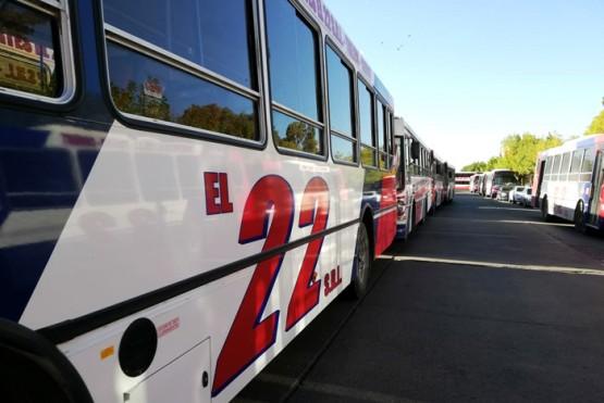 Gobierno depositó los fondos del subsidio y se normalizó el transporte público