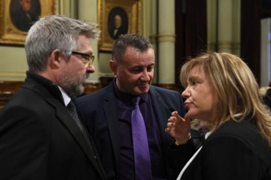 Los fueguinos renuevan este año a sus senadores nacionales