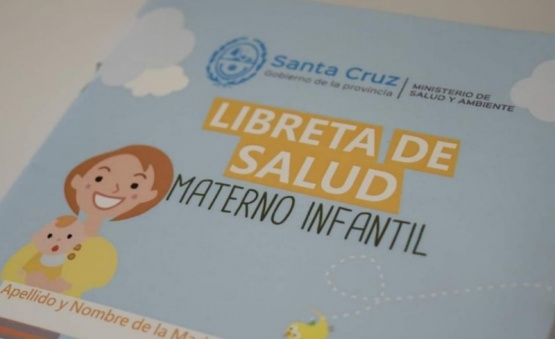 Carrasco destacó la nueva libreta materno infantil