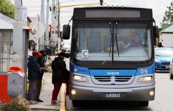 En la localidad también piden información por el transporte.