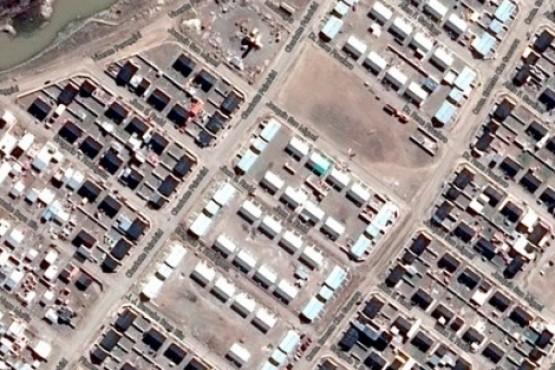 Convocan a vecinos del Barrio 108 viviendas