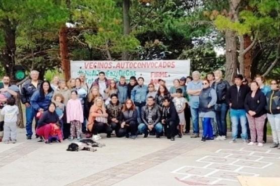 Vecinos piden a diputados acompañamiento ante el amparo colectivo por tarifas de gas