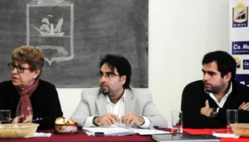COMUNA argumentó el proyecto en las comisiones.