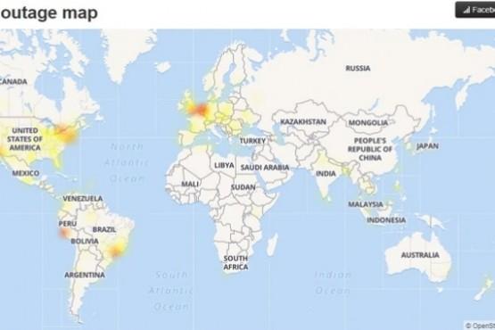 Se cayeron Instagram y Facebook en todo el mundo