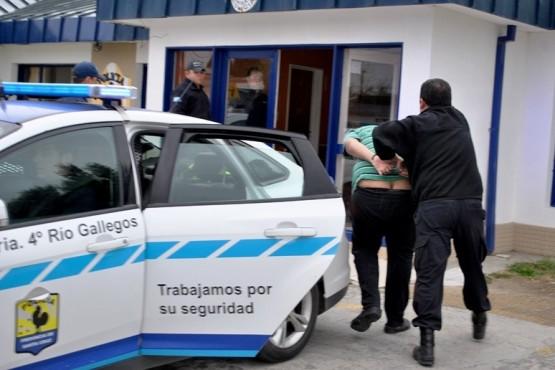 Pelea familiar terminó con un detenido y el secuestro de un arma de fuego