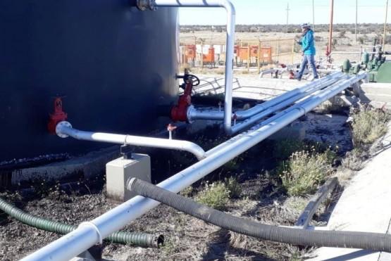 Clausuran un tanque a SINOPEC al detectar roturas
