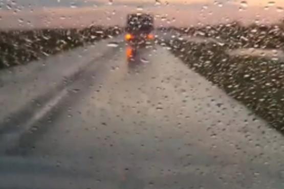 Provincia asegura que brinda asistencia a Comodoro por el temporal