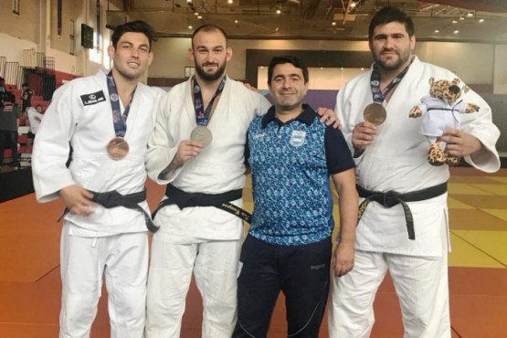 Spikerman fue Plata en el Open Panamericano de Perú