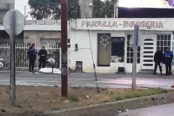 El cuerpo de Gómez fue encontrado en la vía pública de Pico Truncado.