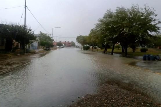 Escuelas suspendieron las clases por las intensas lluvias
