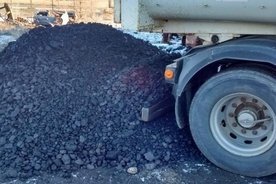 Son 115 familias que esperan la llegada del carbón de YCRT