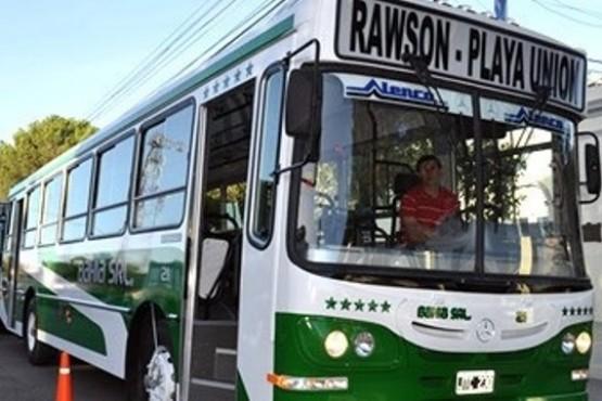 La empresa de transporte urbano de Rawson al borde del procedimiento preventivo de crisis