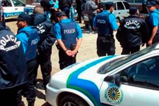 Los policías de Chubut tienen los salarios más altos del país