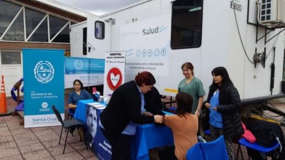 Llevaron adelante jornada de salud destinada a mujeres