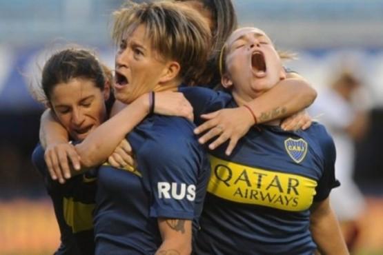 Histórico: la AFA lanzó la Liga Profesional de Fútbol Femenino
