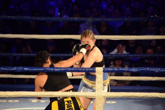 Mirá todas las fotos del Festival de Boxeo