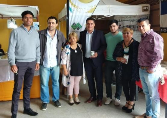 Chávez destacó la asistencia de Provincia con los Municipios