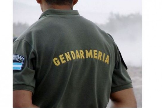 Sigue preso el gendarme de Santa Cruz detenido en Salta