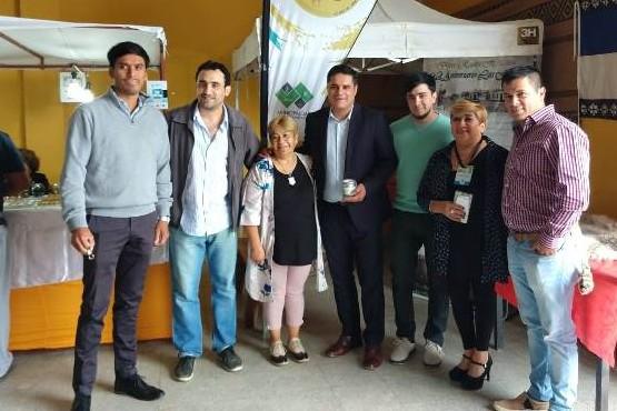 En su visita a Las Heras, Chávez subrayó el trabajo conjunto con los municipios