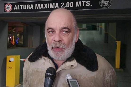 """Giubetich dijo que el contrato con Maxia ha sido """"un trabajo serio"""""""
