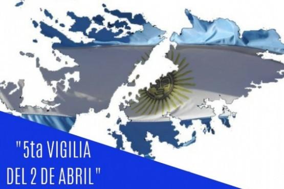 Con un festival folclórico se conmemoran los 37 años de la gesta de Malvinas