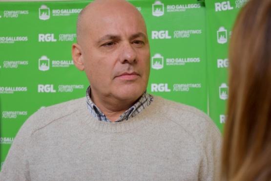 Director de Comercio e Industria, Miguel Dabbraccio