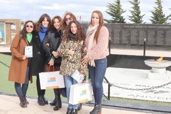 Actrices argentinas sumaron su apoyo a la ley Malvinas