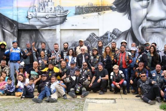 Lo que dejó el primer motoencuentro en Río Gallegos