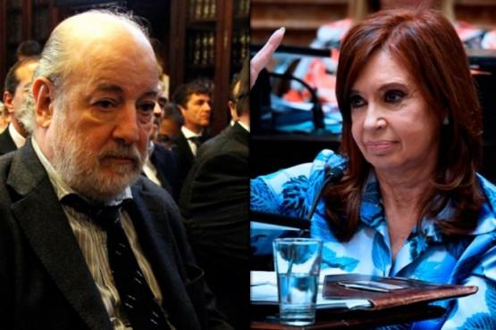 Bonadio procesó con prisión preventiva a Cristina Kirchner en dos nuevas causas