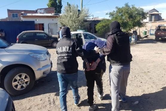 La Policía del Chubut logró secuestrar más de 20 mil dosis de drogas