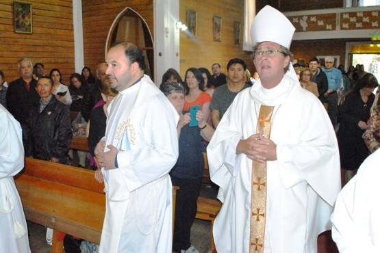 Jorge García Cuerva durante su anterior visita (Archivo)