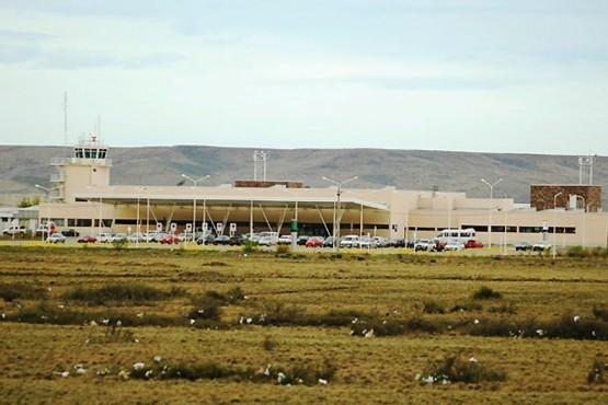 Creció casi un 30% el tráfico de pasajeros en el aeropuerto de Río Gallegos