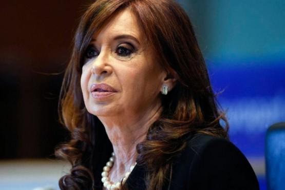 La Cámara ratificó la falta de mérito dictada para Cristina Kirchner en una causa por lavado