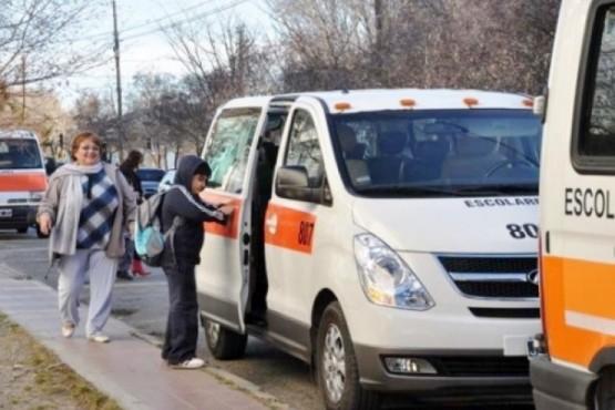 Estos son los transportes escolares habilitados en Río Gallegos
