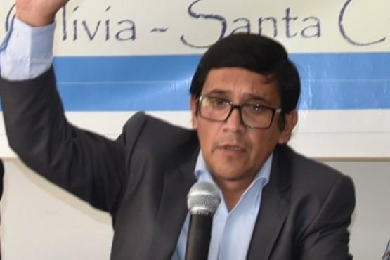 Aybar frenó pedido de extraordinaria para evitar que Martínez sea separado