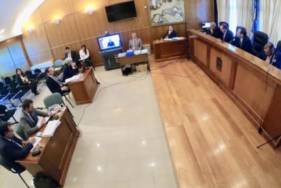 Jury en Rawson: echaron a un fiscal