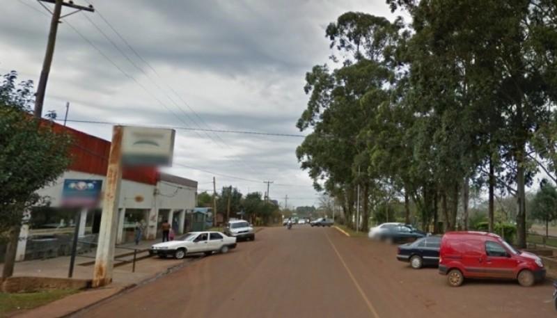 Campo Grande, en Misiones (Google Street View).