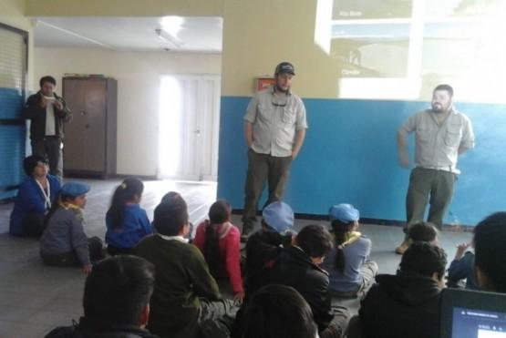 Realizan trabajos para fortalecer la Pesca Deportiva