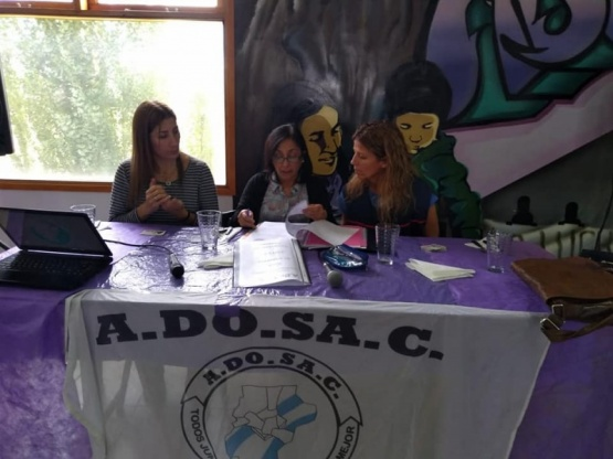 ADOSAC rechazó la oferta de 21,3% de aumento