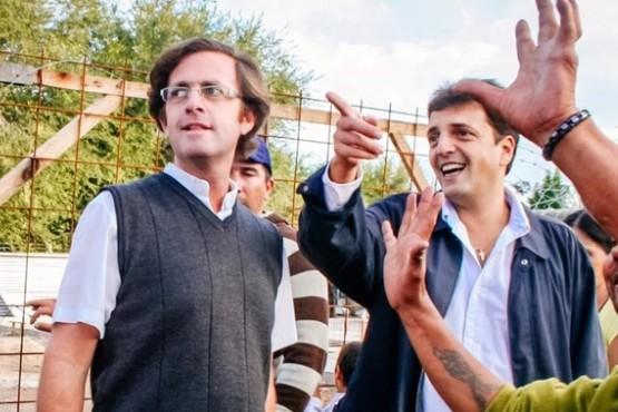Massa viajará a la asunción de García Cuerva