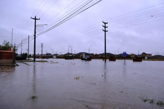 Nueva alerta en Santa Cruz por abundantes precipitaciones