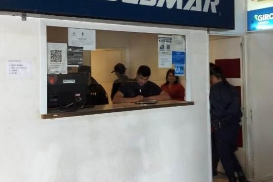 Allanamiento en oficinas de la Terminal por supuesta estafa