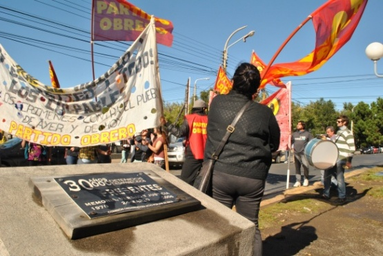 Verdad, Justicia y DDHH convoca al izamiento dominical este 24 de Marzo