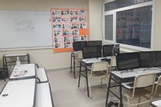 Nuevo colegio técnico