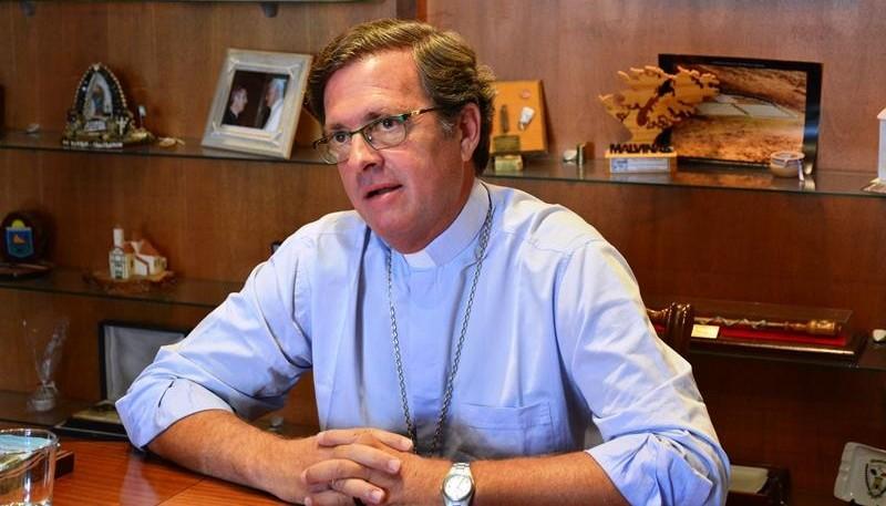 Jorge García Cuerva asume hoy en la Diócesis local.