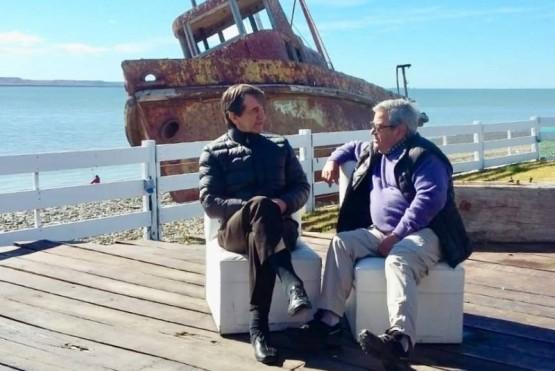 A 36 años del cruce del Estrecho de Magallanes en gomón