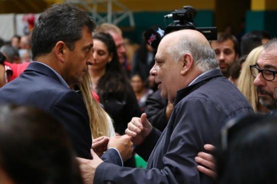 """Giubetich """"esperanzado"""" por la asunción de García Cuerva"""