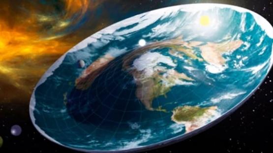 Terraplanistas proyectan una expedición hacia el fin del mundo