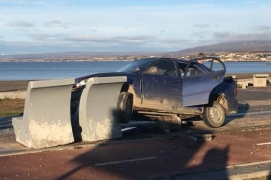 Ebrio que chocó a camioneta argentina y se dio a la fuga fue condenado