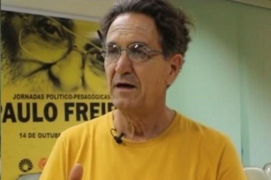 Nogueira y Dickmann en la Semana de la Educación Popular